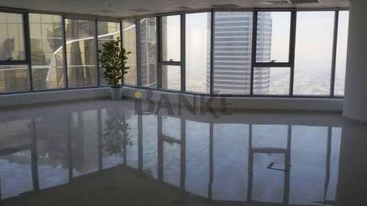 Fitted|Spacious|Higher Floor|1057sqft for Rent in Platinum Tower