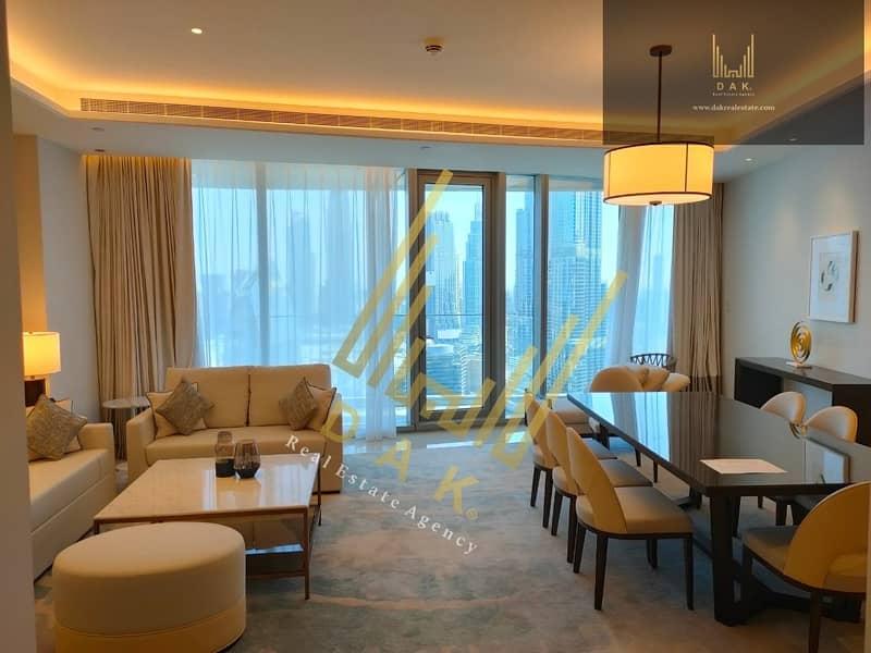 17 Magnificent Unit | Amazing View | Close to Dubai Mall & Dubai Metro