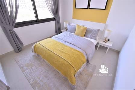 فلیٹ 2 غرفة نوم للبيع في تاون سكوير، دبي - Best Deal | 2BR Brand New| Great Value for Money