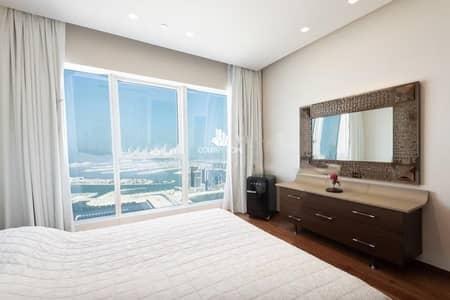 4 Bedroom Apartment for Rent in Dubai Marina, Dubai - Panoramic View |4 Bedrooms| Fendi Fully Furnished