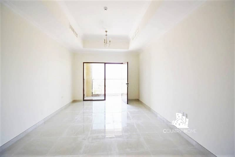 2 No Commission | Beautiful 1BR + maid |2months free