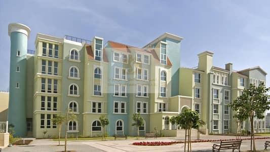 فلیٹ 1 غرفة نوم للايجار في ديسكفري جاردنز، دبي - MOGUL CLUSTER | BLD 188 | 1BR FOR RENT |  COMMUNITY VIEW