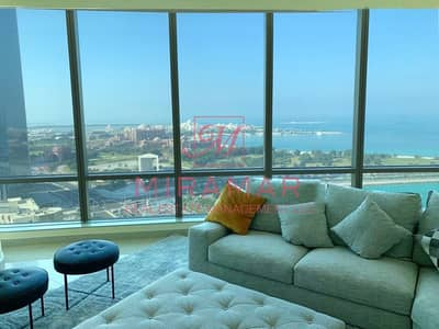 FULLY FURNISHED!!! FULL SEA VIEW!! LUXURY LARGE UNIT!
