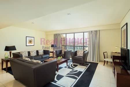4 Bedroom Hotel Apartment for Rent in Jumeirah Beach Residence (JBR), Dubai - Spacious 4 Bedroom High Floor Ready To Move