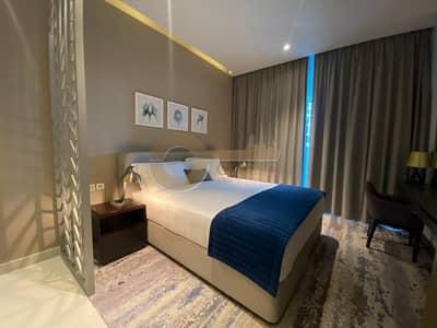 استوديو  للايجار في الخليج التجاري، دبي - Never Lived In | Furnished | Balcony | Canal View