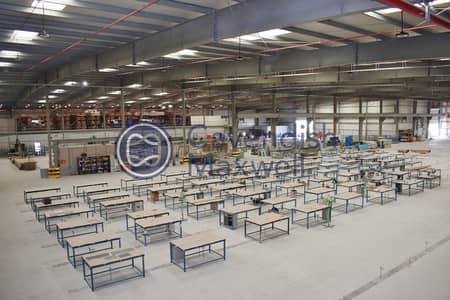 Warehouse for Sale in Dubai Industrial Park, Dubai - Brand New Factory | High Power | Motivated Seller