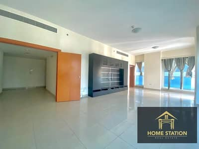 شقة 2 غرفة نوم للايجار في الخليج التجاري، دبي - Attractive View | Huge Layout | Chiller & Maintenance Free