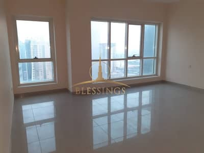 2 Bedroom Flat for Rent in Jumeirah Lake Towers (JLT), Dubai - Unfurnished | High Floor | Vacant