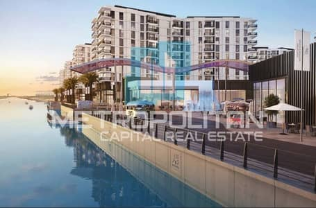 Studio for Sale in Yas Island, Abu Dhabi - Partial Sea View| Brand New| Spacious Layout