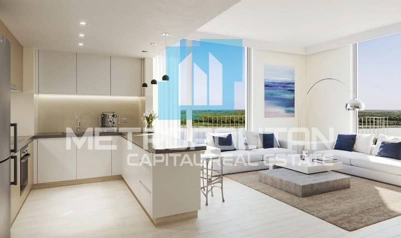 2 Partial Sea View| Brand New| Spacious Layout