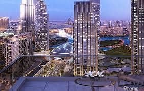 17 Partial Burj Khalifa View | Mid Floor | Brand New
