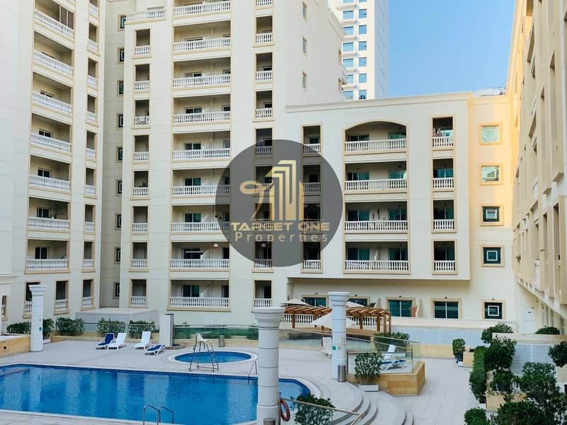 Wonderful 1 Bedroom with Balcony | Highly Maintained Apartment