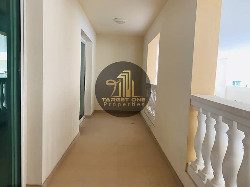 16 Wonderful 1 Bedroom with Balcony | Highly Maintained Apartment