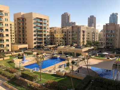 1 Bedroom Apartment for Rent in The Greens, Dubai - Spacious 1 BR | With Balcony | Garden and Pool View