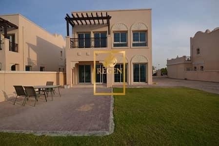 2 Bedroom Villa for Rent in Jumeirah Village Triangle (JVT), Dubai - Two Bedroom Hall  Villa FOR RENT in JVT