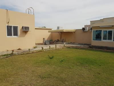5 Bedroom Villa for Sale in Al Gharayen, Sharjah - 4 MASTER BEDROOM and ONE HALL with TWO MAJLES