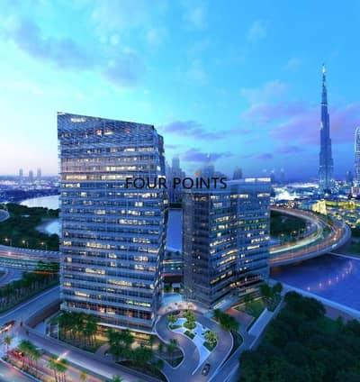 Studio for Sale in Downtown Dubai, Dubai - 20% Guaranteed return over 2 Years