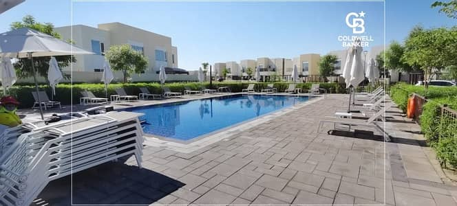 2 Bedroom Villa for Rent in Dubai South, Dubai -  Close to Pool & Gym