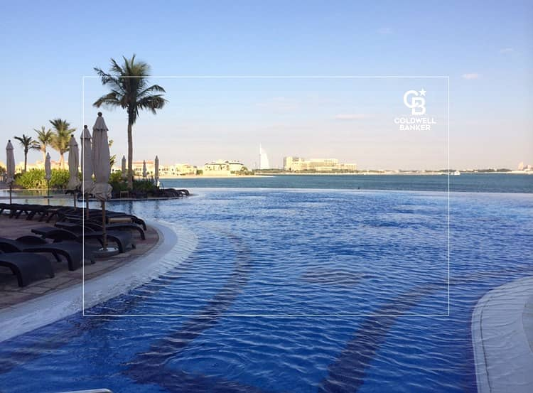 10 Beautiful 1 bedroom apartment with beach access