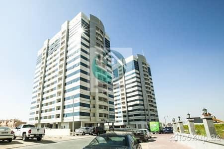 شقة 2 غرفة نوم للايجار في مدينة دبي الرياضية، دبي - High Floor & Huge 2 Bed In Olympic Park 2