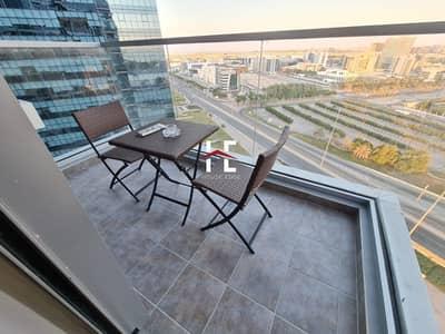 استوديو  للايجار في روضة أبوظبي، أبوظبي - Brand New Studio | Ultra Modern Finish + Huge Balcony