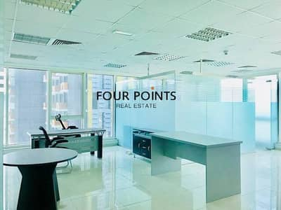 Fitted Offices | Partitions Ready | Churchill Tower