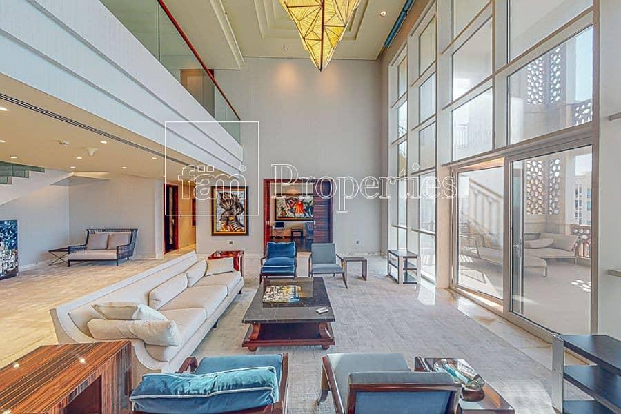 Lavish 4 bedroom Duplex Penthouse