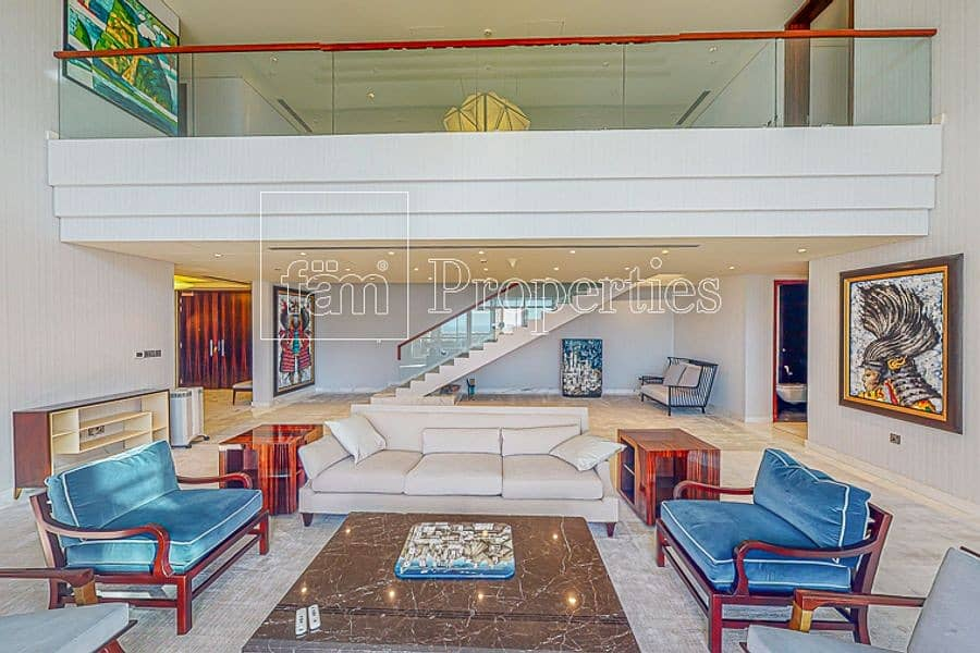 2 Lavish 4 bedroom Duplex Penthouse