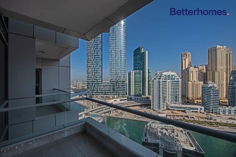 2 Ready To Move In|Dubai Eye & Marina View