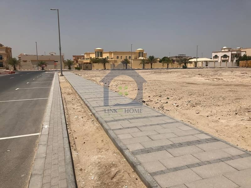 For Sale Amazing Land In Khaliefa City A