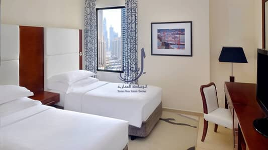 4 Bedroom Hotel Apartment for Rent in Jumeirah Beach Residence (JBR), Dubai - 4 BEDROOM + MAIDS + STUDY ROOM