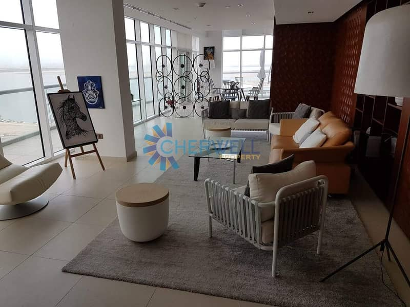 Full Sea View | Investor Deal | Luxurious 3BR Duplex