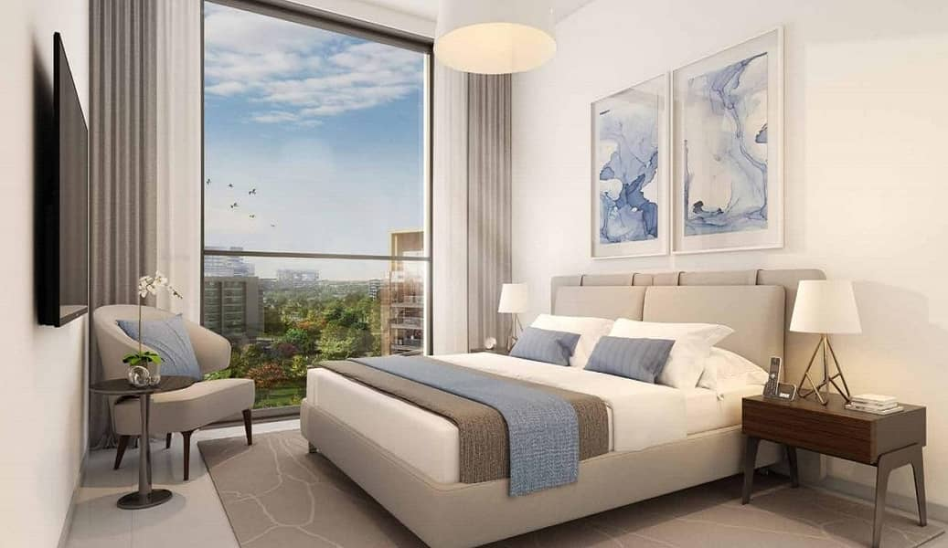 Stunning Studio Apartment with Furnished Kitchen in Dubai Health Care City at Creek Views by Azizi