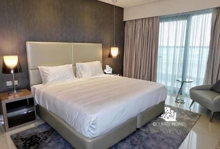 شقة 1 غرفة نوم للايجار في الخليج التجاري، دبي - Fully Furnished | 1 Bedroom | High Finishing