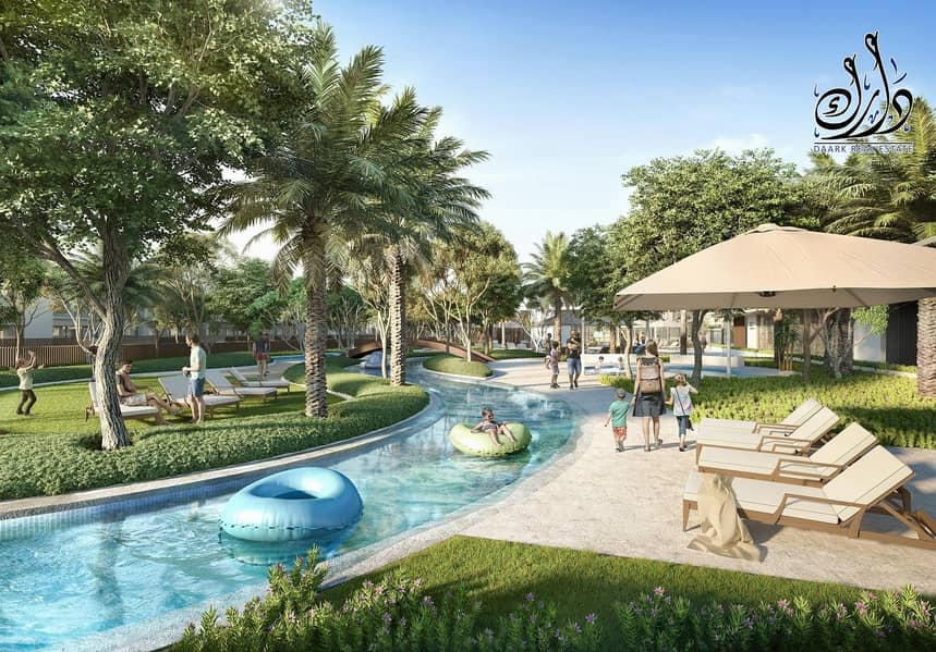 2 3 & 4 BR With Garden | Multiple Options |STUNNING VILLAS|  PAYMENT PLAN