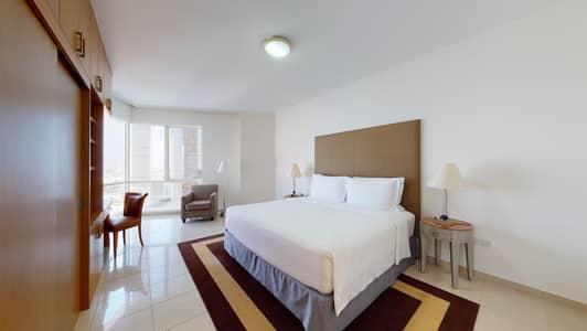 شقة 3 غرف نوم للايجار في شارع الشيخ زايد، دبي - 50% off commission   Hotel facilities   Free chiller & maintenance