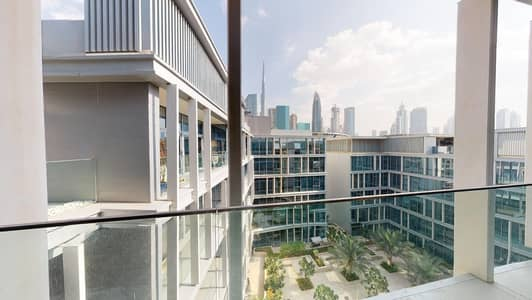 1 Bedroom Flat for Rent in Jumeirah, Dubai - 50% off commission | Kitchen appliances | Nice view