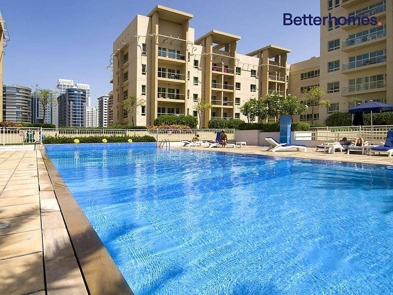 16 Vacant | 3rd floor | Barsha Heights View