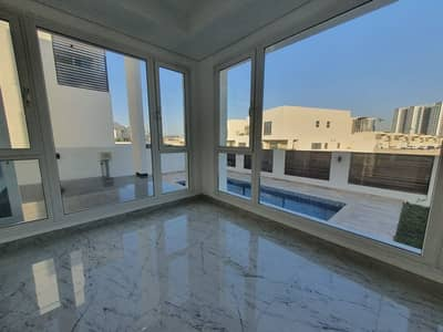 5 Bedroom Villa for Sale in Al Furjan, Dubai - Brand New Modern 5 BR Villa With Maid and Pool