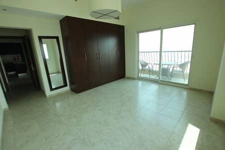 فلیٹ 1 غرفة نوم للايجار في مثلث قرية الجميرا (JVT)، دبي - Vacant | Clean Apartment | With Balcony | 1Bedroom