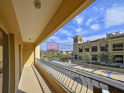 فلیٹ 1 غرفة نوم للايجار في قرية الحمراء، رأس الخيمة - Large 1BR | Golf Course View | Near Al Hamra Mall