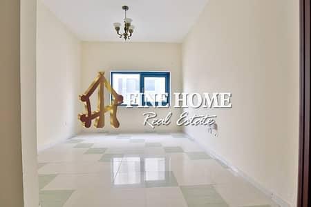 شقة 1 غرفة نوم للايجار في شارع السلام، أبوظبي - Central AC | Spacious 1BR with Tawteeq Service