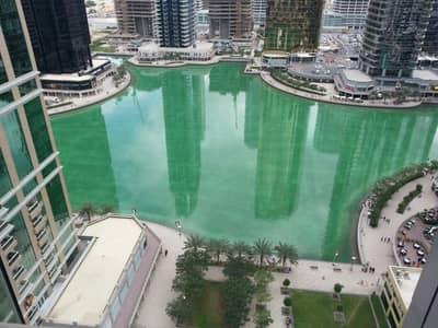 شقة 1 غرفة نوم للبيع في أبراج بحيرات الجميرا، دبي - Best Investing Deal Large 1 Bedroom Full Lake View