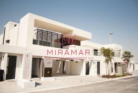 5 Bedroom Villa for Sale in Yas Island, Abu Dhabi - SINGLE ROW LUXURY VILLA!!! WONDERFUL LARGEST PLOT!!