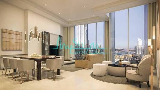 5 Bedroom Penthouse for Sale in Downtown Dubai, Dubai - 66th Full Floor | 5-BR Penthouse Opera G| 360 Downtown View