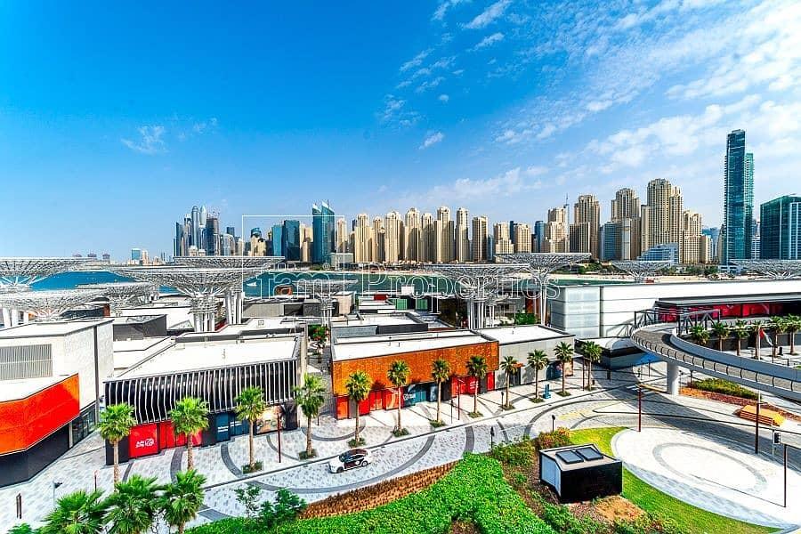 2 JBR and AIn Dubai View| 3Bed+Maid