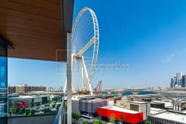 JBR and AIn Dubai View| 3Bed+Maid