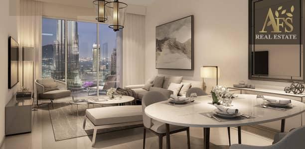 Mesmerizing View of Burj Khalifa | 1 bedroom  |