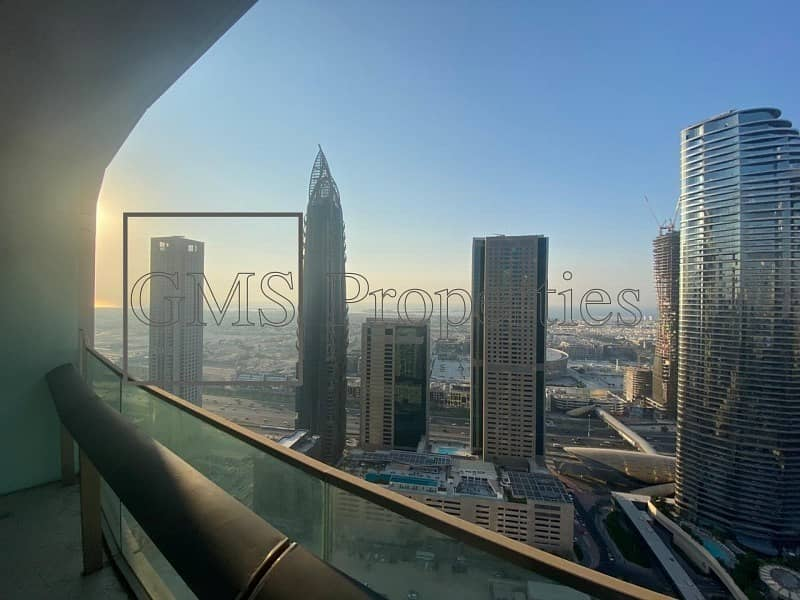 2 Bedroom Apartment | Burj Vista Downtown|Easy access to Metro