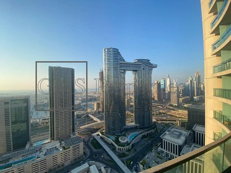 6 2 Bedroom Apartment | Burj Vista Downtown|Easy access to Metro